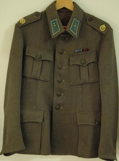 10716 Asetakki M 36, autojoukot / huolto, luutnantti