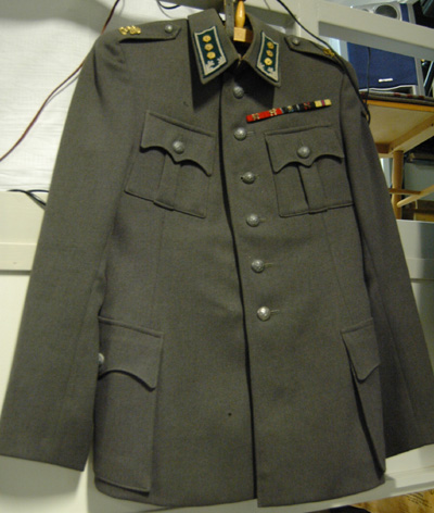 10721 Asetakki M 36, jalkaväki, kapteeni