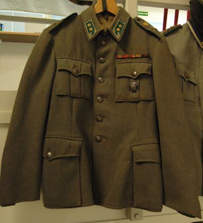 10722 Asetakki M 36, jalkaväki, luutnantti