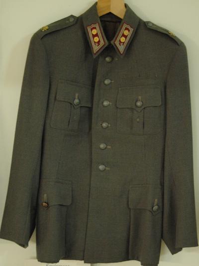 10724 Asetakki M 36, kenraaliluutnantti