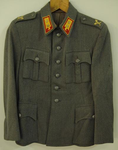 10728 Asetakki M 36, ratsujääkäri, luutnantti