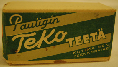 10187 Tekotee-pakkaus