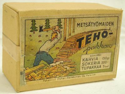 10190 Metsätyömaiden Teho-pakkaus