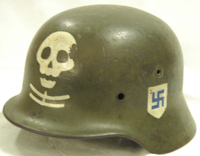 10623 Kypärä M 35-40, Saksalainen